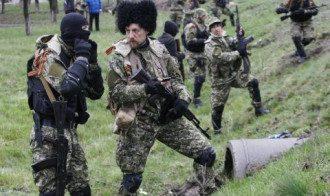 Казаки и российские военные воюют за зоны влияния