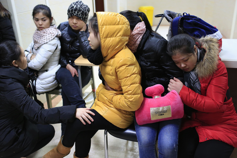 В Шанхае во время празднования Нового года погибли 35 человек, 42 - пострадали