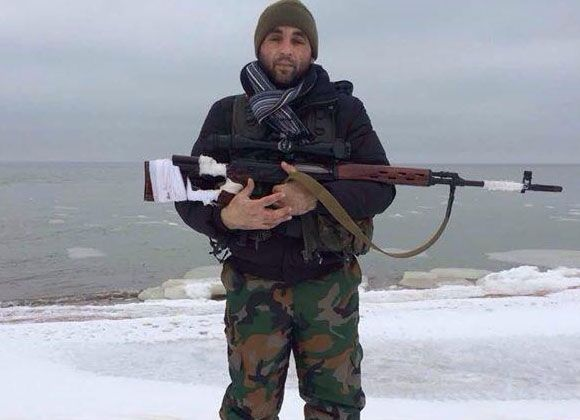 Партизаны ликвидировали снайпера боевиков