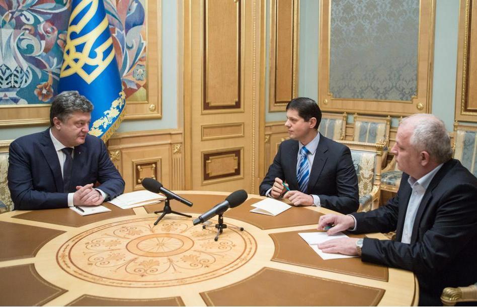 Порошенко назначил Кубива своим представителем в Раде