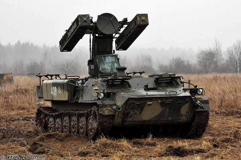 У боевиков на вооружении ЗРК