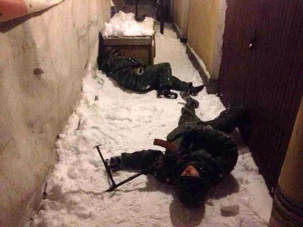 Уничтоженные в аэропорту россияне