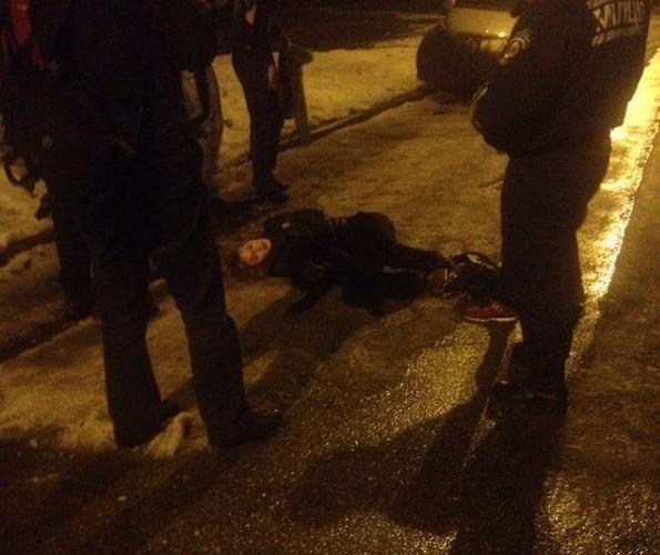 В Харькове возле здания райсуда прогремел взрыв