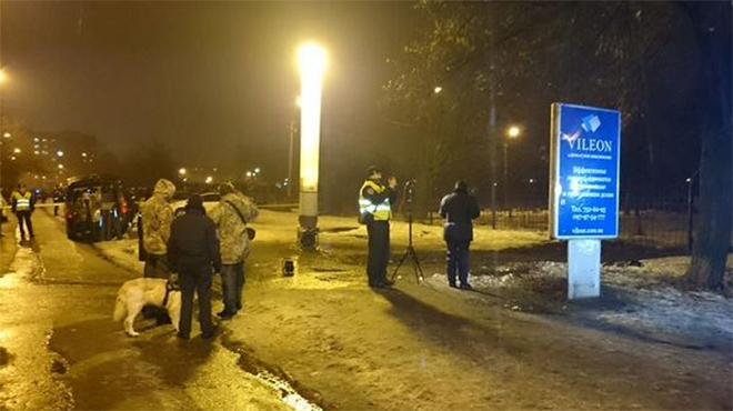 Силовики проводят в Харькове спецоперацию