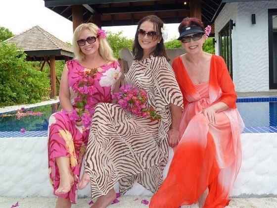 София Ротару с сестрами Аурикой и Лидией