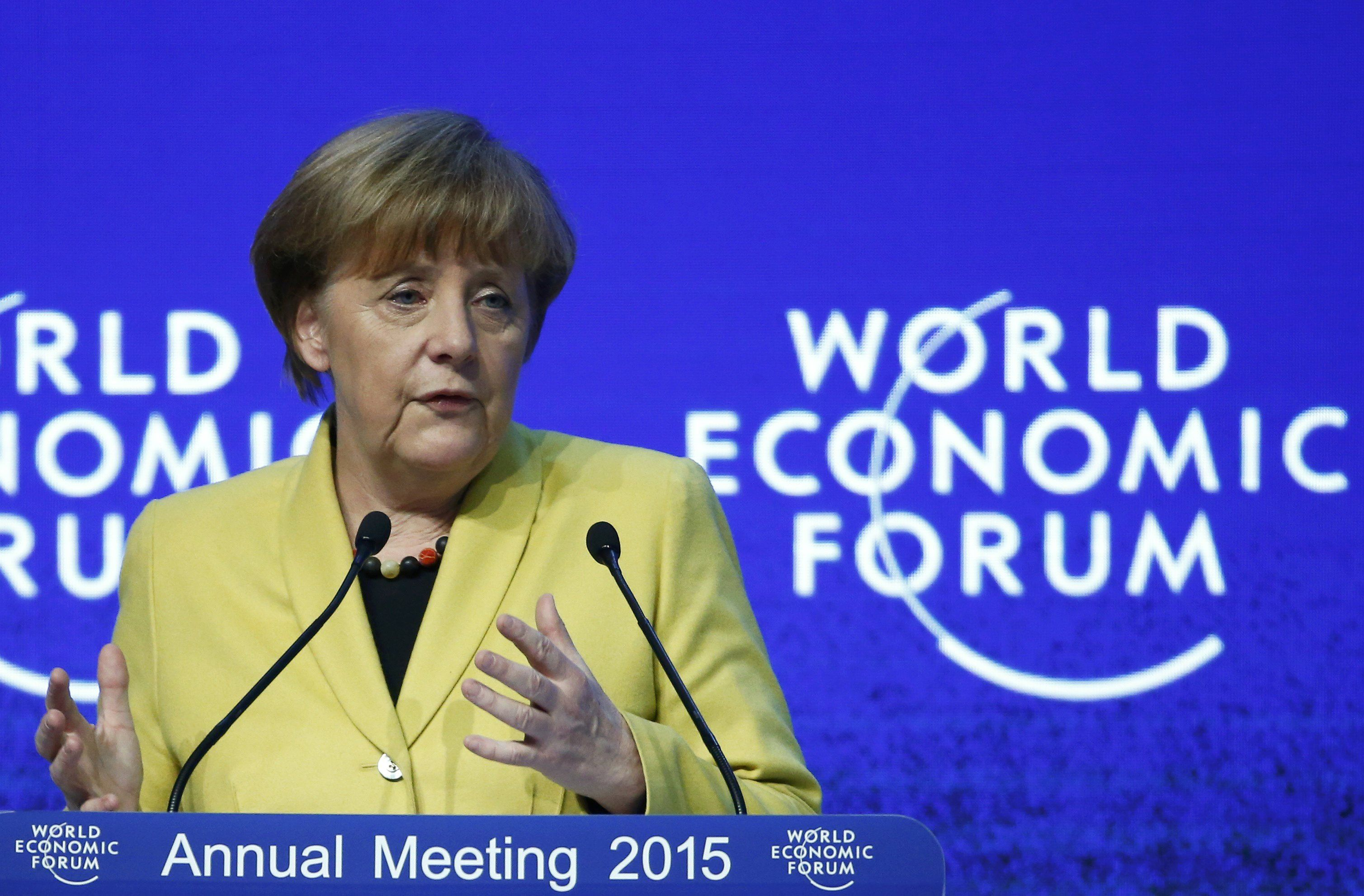 Меркель предложила Путину широкую ЗСТ