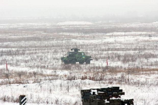 """В Украине создали новый боевой модуль и назвали его """"киборгом"""": опубликованы фото"""