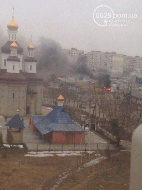 """Подробности обстрела Мариуполя: боевики били из """"Градов"""", 10 погибших, 46 раненых"""