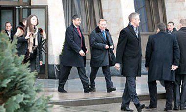 В Минске началась встреча контактной группы