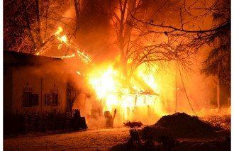Взрыв на Харьковщине, иллюстрация