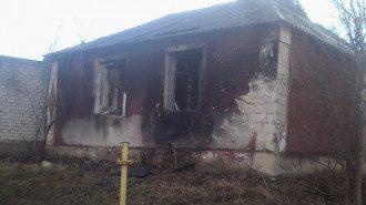 Разрушения на Луганщине, иллюстрация