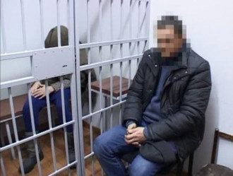 Под Донецком задержали