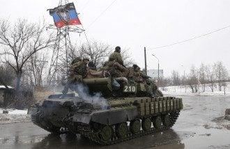 танк, ДНР
