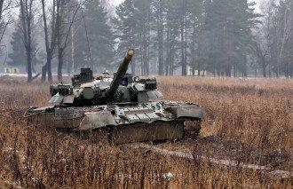 Танк Т-80, иллюстрация