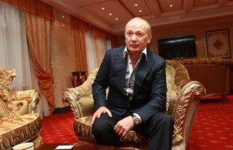 Юрий Иванющенко, Енакиевский