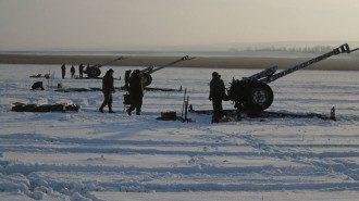 Российская артиллерия, иллюстрация