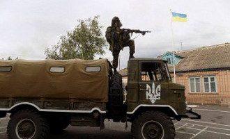 """Штурмовой батальон """"Айдар"""", иллюстрация"""
