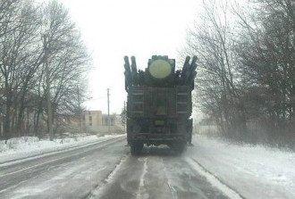 """ЗРПК """"Панцирь-С1″ на Донбассе"""