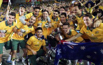 Австралия выиграла Кубока Азии по футболу