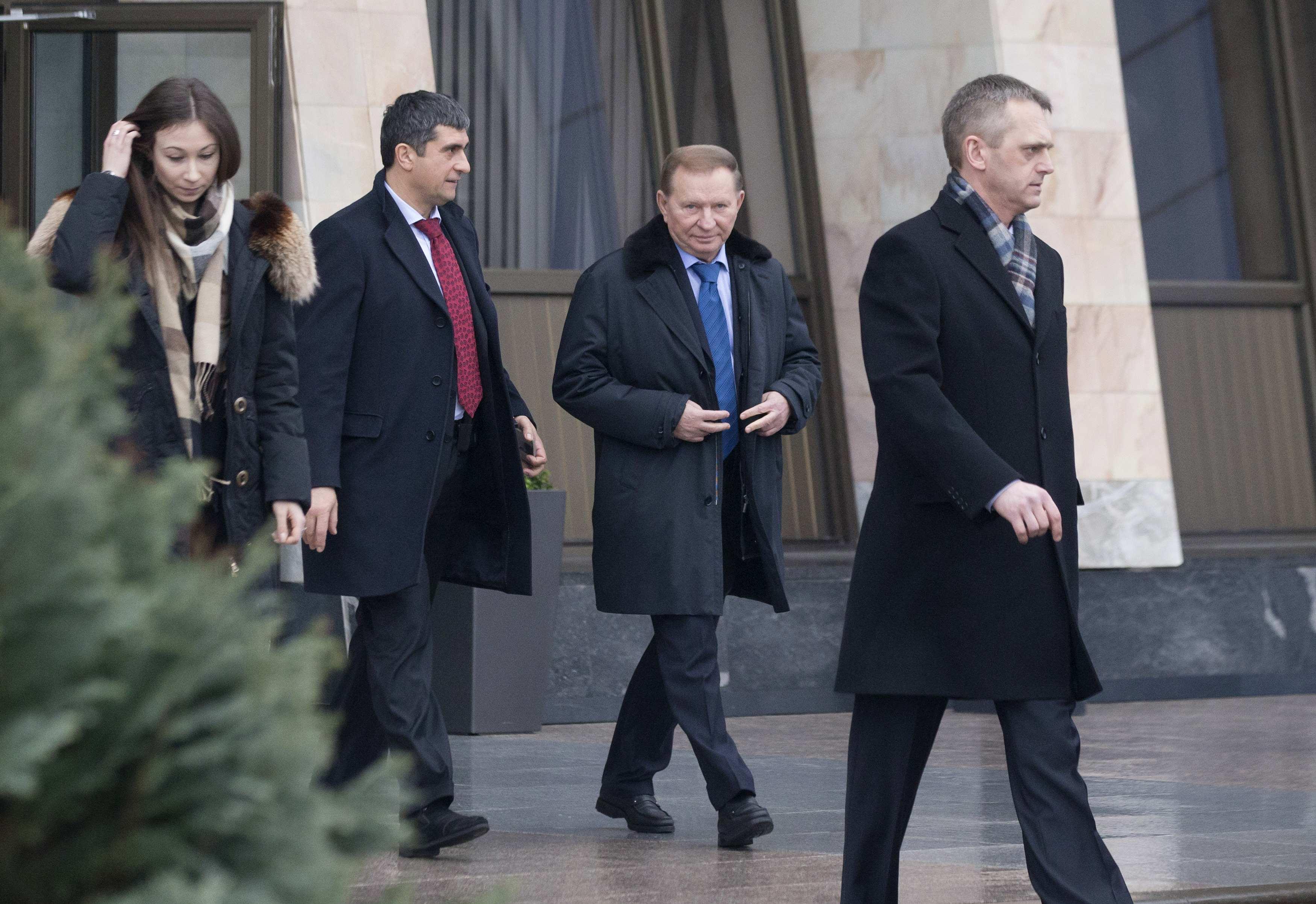 В Минске проходит встреча по Донбассу, иллюстрация