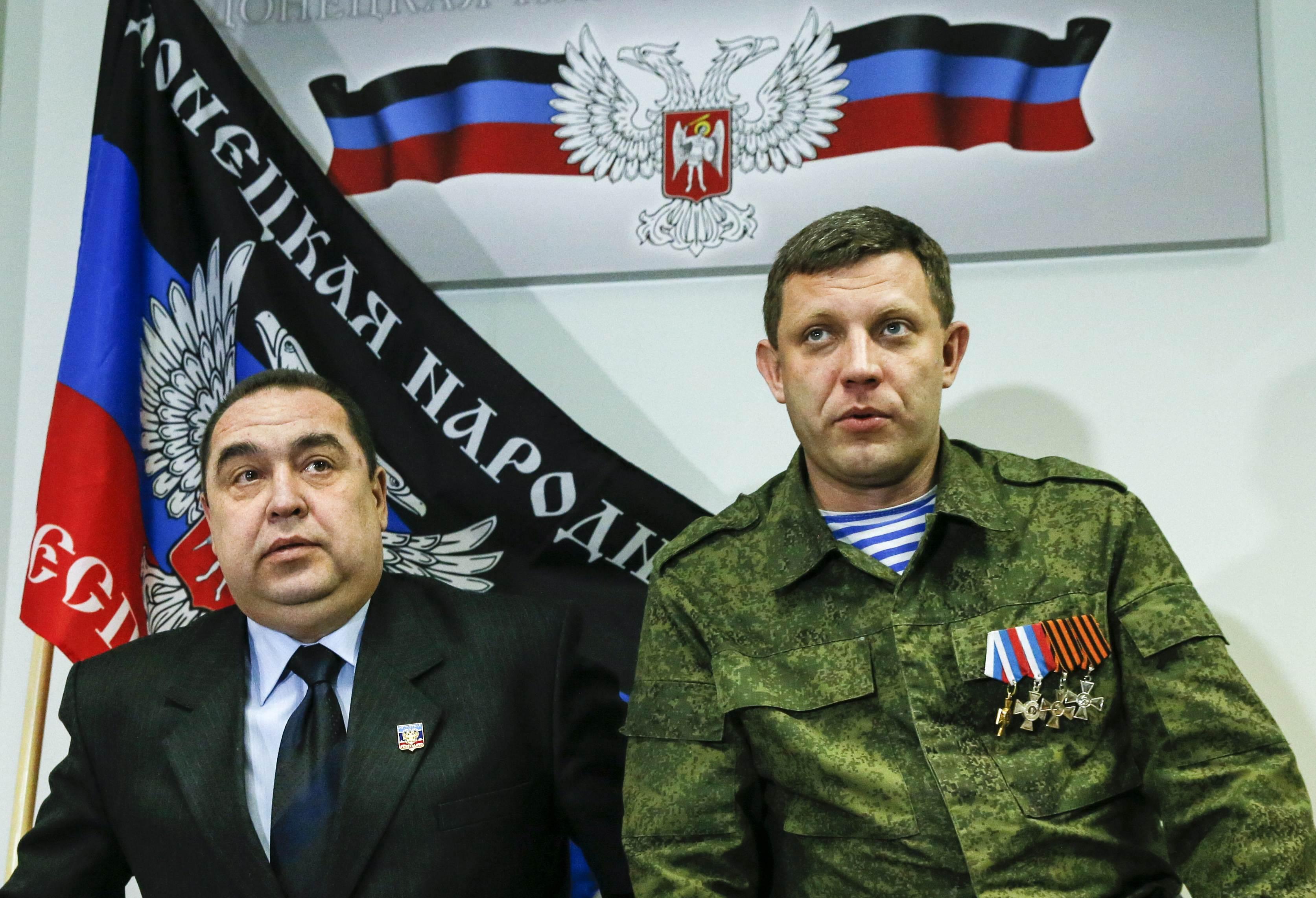 Захарченко и Плотницкого ждет незавидная судьба