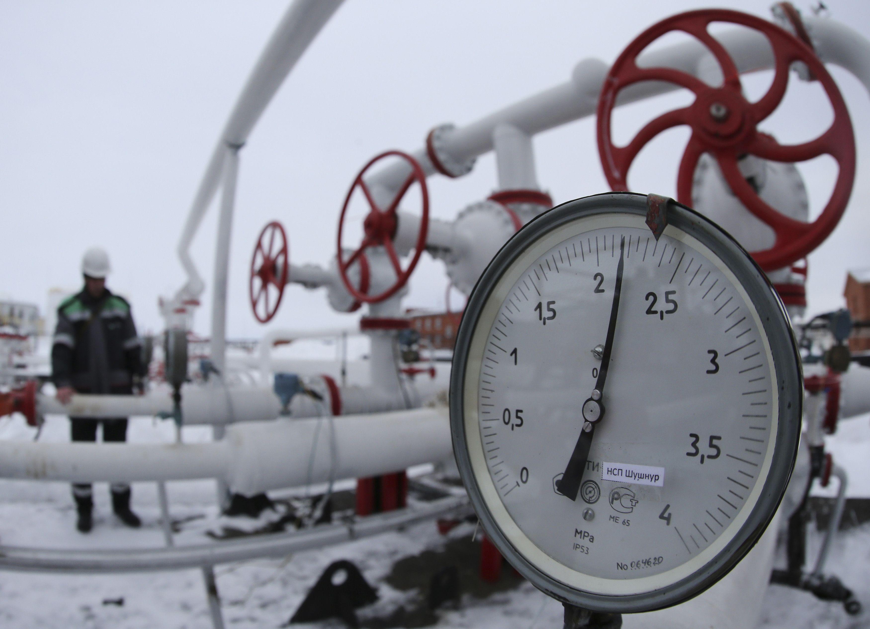 Украина выжала из РФ выгодную цену на газ