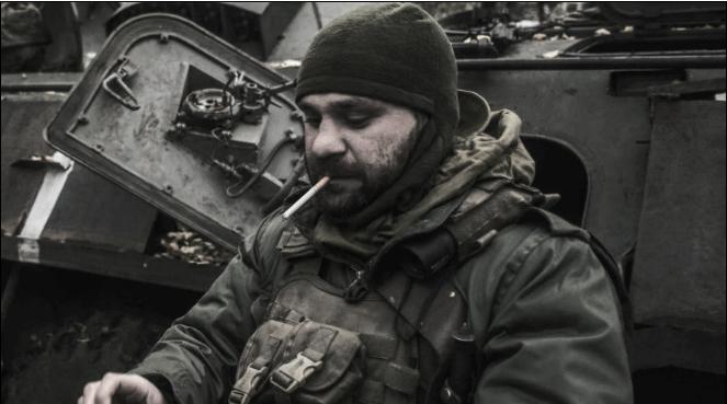 Десантник 95-ой бригады ВДВ, позывной