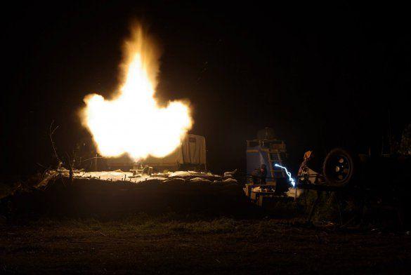 Донецк потряс новый взрыв, иллюстрация