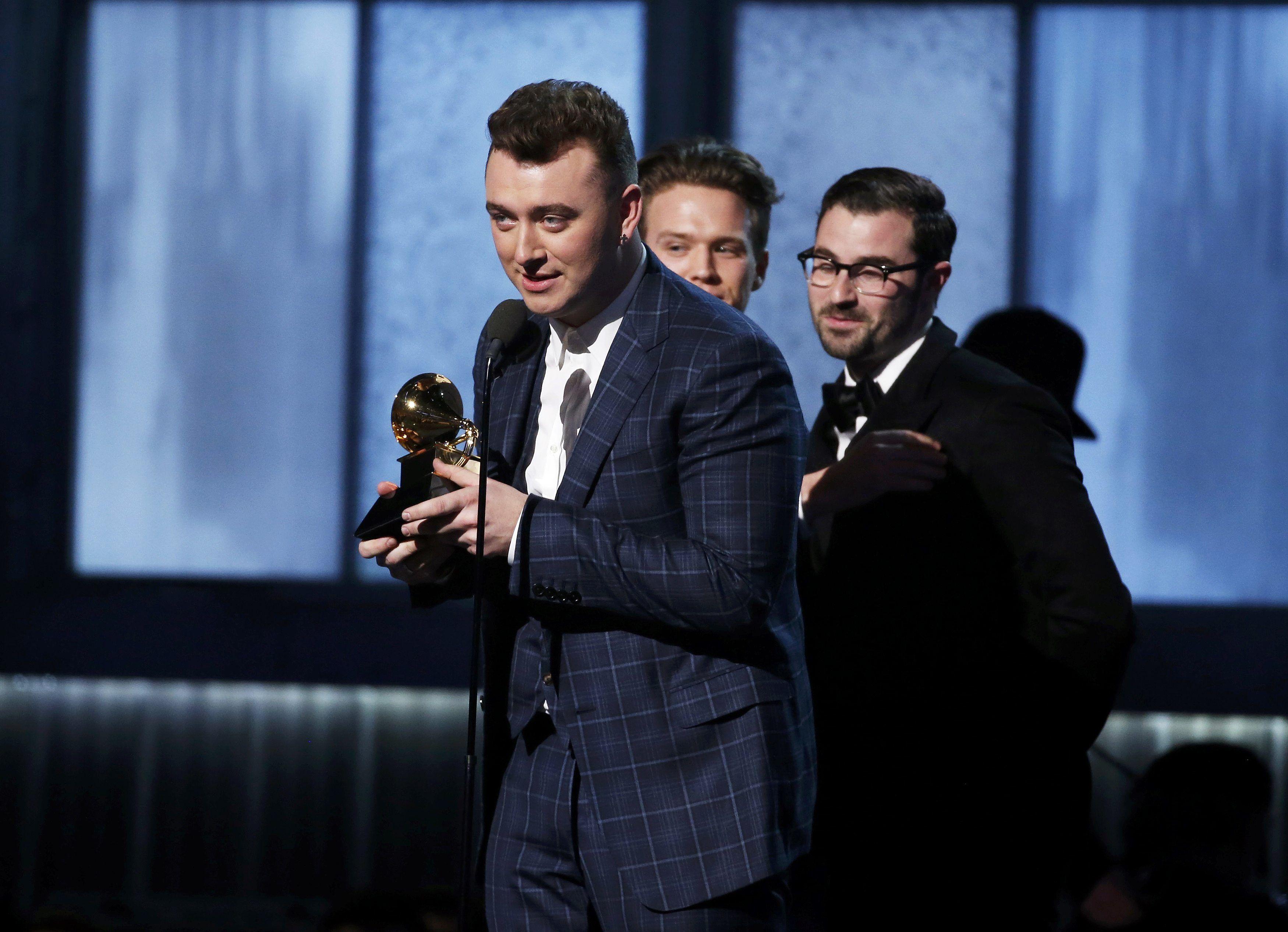 Триумфатор Grammy-2015 Сэм Смит: я не ненавижу Россию - никогда туда не приеду