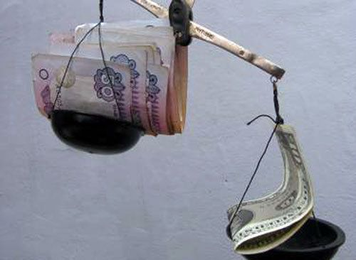доллар, валюта, гривна