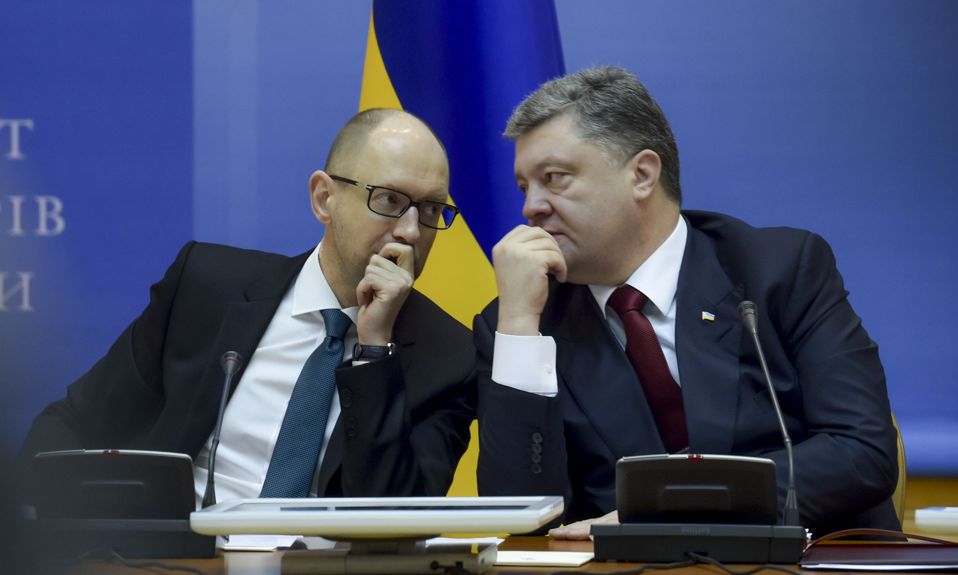 Кто-то хочет развалить коалицию Яценюка и Порошенко