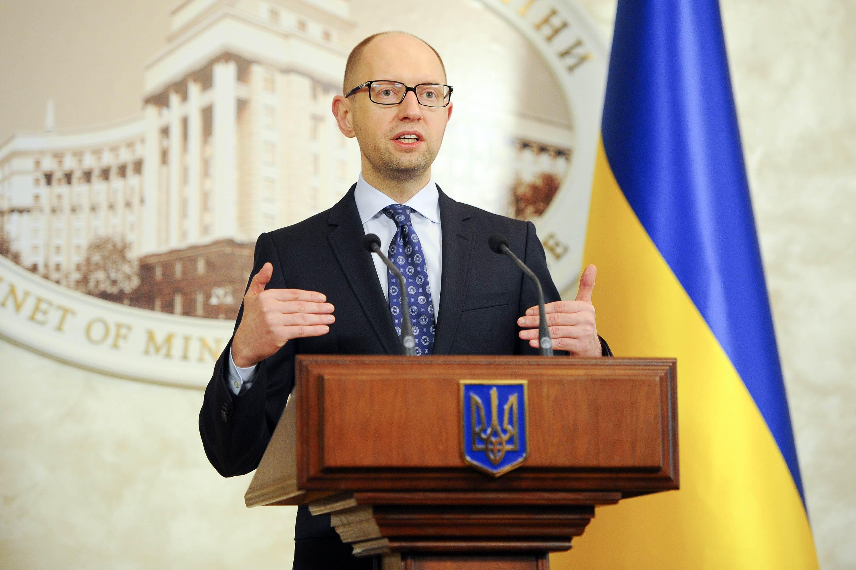Партия Яценюка просит не расшатывать ситуацию в Украине