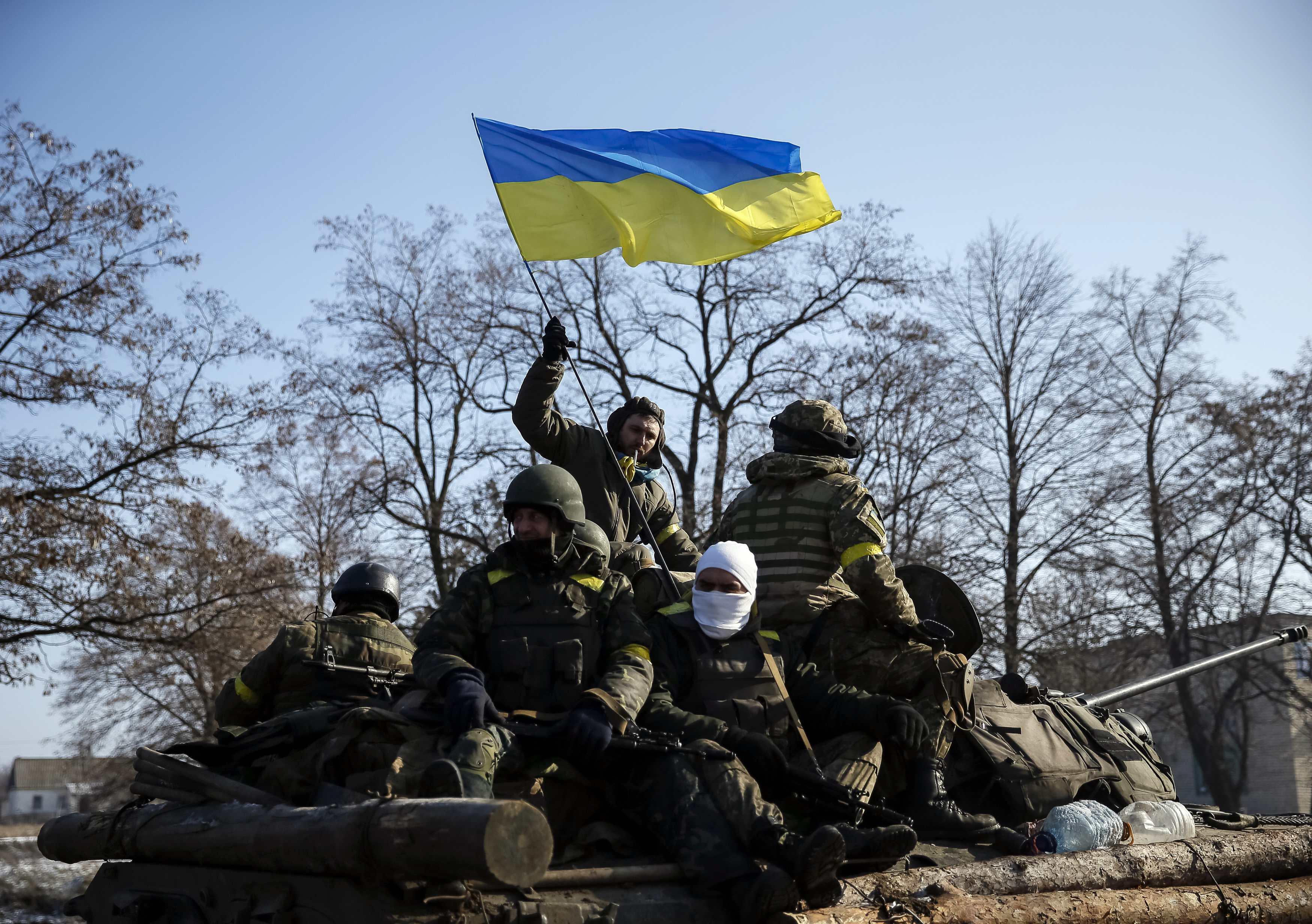 Фото военных действий на востоке украины науки признает