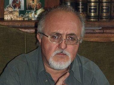 Писатель Юрий Винничук
