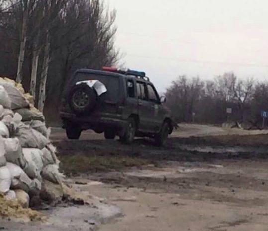 Партизаны под Углегорском уничтожили охрану