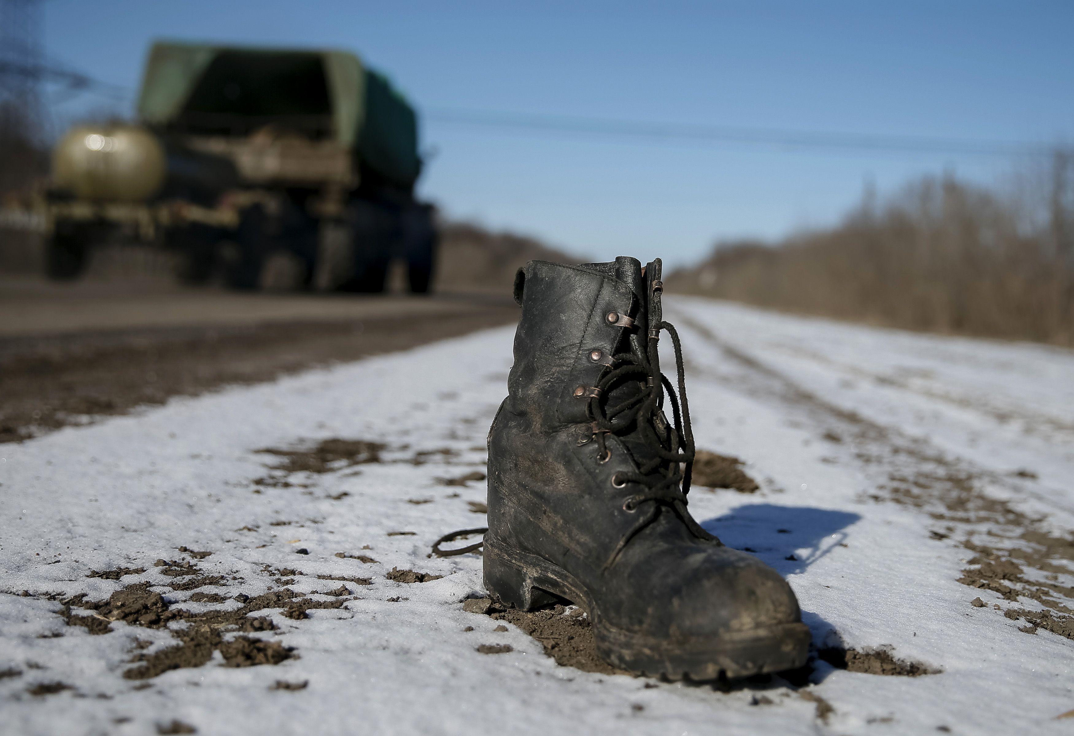 В Дебальцево не было возможности продолжать бой
