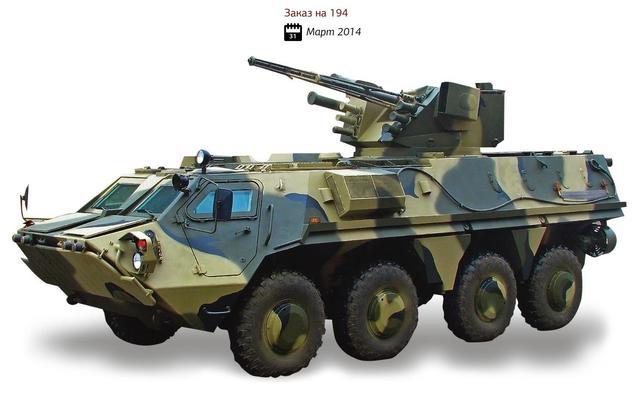 В Украине будут выпускать двигатели для бронетехники