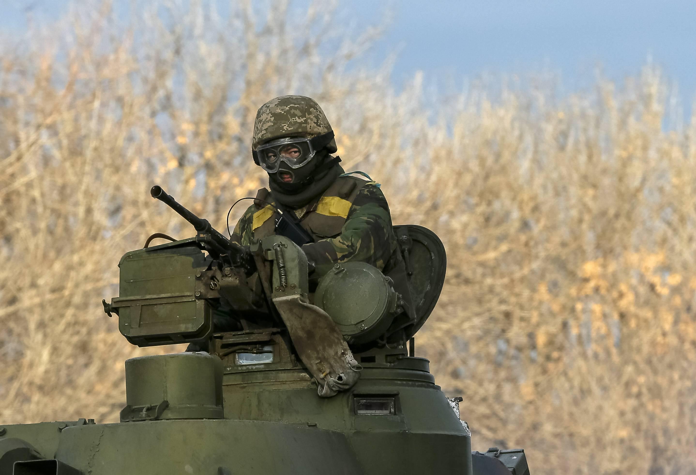 ВСУ закрепились на новых передовых позициях