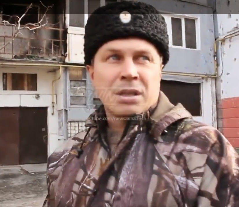 """Евгений Ищенко по прозвищу """"Малыш"""""""