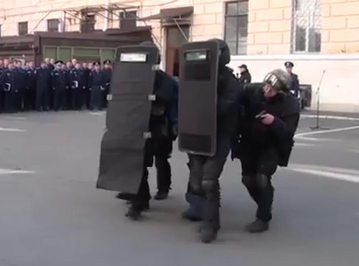 В Киеве будут действовать милицейские