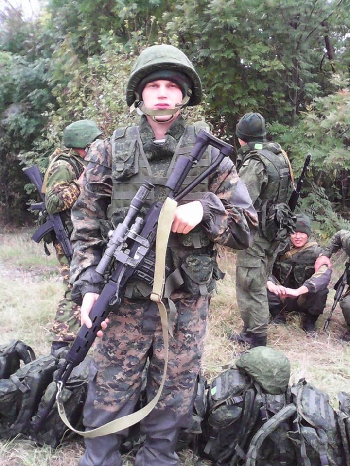 Спецназ из Кабардино-Балкарии, иллюстрация