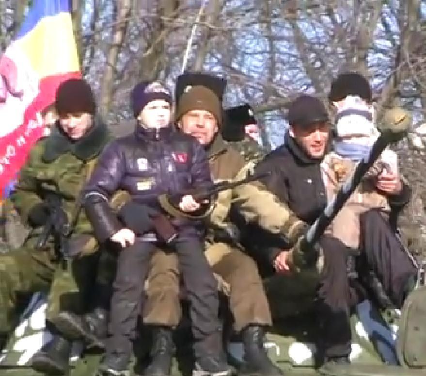Боевики устроили в Ровеньках