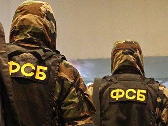 В Крыму задержали украинца
