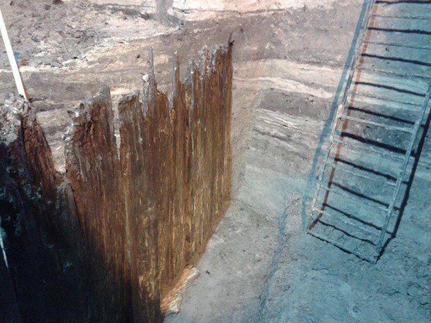 На Подоле раскопали улицу времен Киевской Руси: опубликованы фото