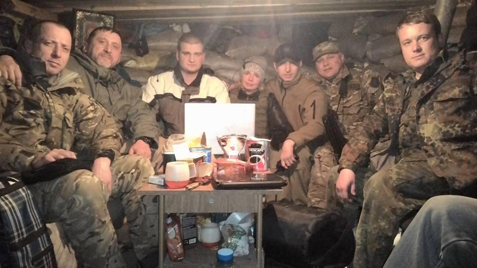 10 украинцев освобождены из плена боевиков