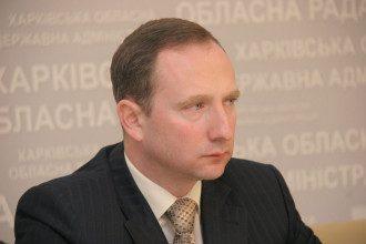 Глава Харьковской ОГА Игорь Райнин