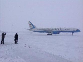 В Украину прибыл Госсекретарь США Керри