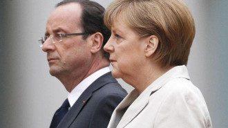 В Киеве срочно прибывают Меркель и Олланд