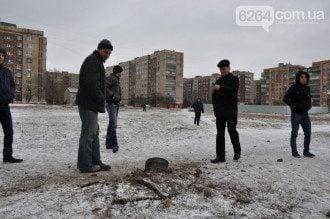 Обстрел Краматорска, иллюстрация