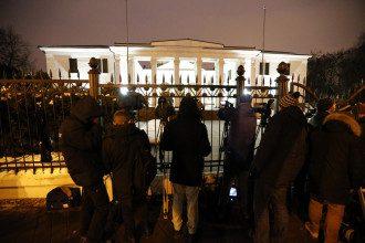 В Минске договорились о прекращении огня